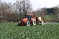 VZOD Zašová - rostlinná výroba